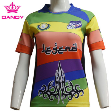 Фабрикаи нави Breathable Shirt Full Sublimation Shug