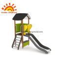 Outdoor Playground Green Series Equipment