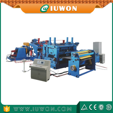 Cutting And Leveling Machine Line