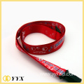 Best price high quality heat transfer polyester lanyard