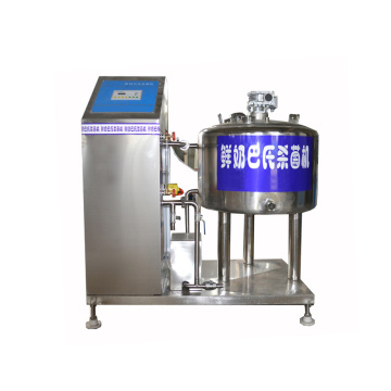 Milk Pasteurization Tank for Kenya Dairy Farm