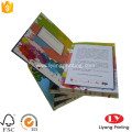 Luxury children hardcover notebook with elastic