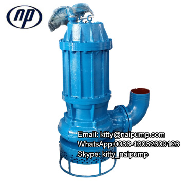 Dewatering Submersible Pump for Grit Slurry