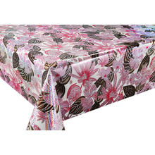 3D Laser Coating Tablecloth Yellow