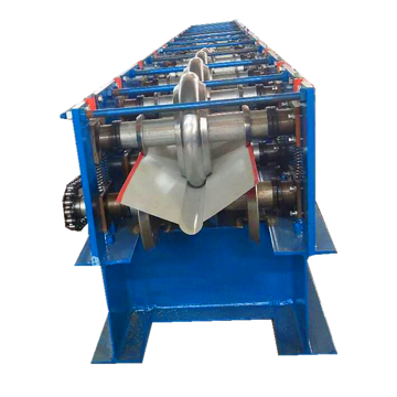 Roof Ridge Cap Tile making Machine