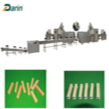Industrial pet twisted dog bone extruding machine