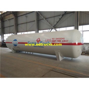 40cbm LPG Gas Storage Tanks