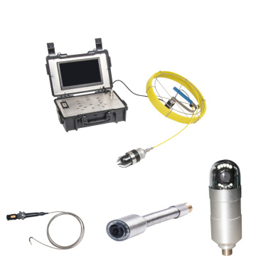 360 degree Pipe Drain Sewer Inspection Camera System