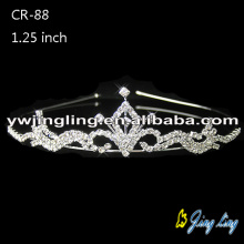 Rhinestone Wedding Hairband cr-88