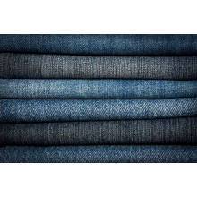 Reliable for 100% Cotton Fabric Denim Knitting And Sewing Washed 8oz Denim Fabric supply to Italy Wholesale
