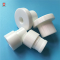 precise custom zirconia ceramic machined isolator