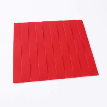 custom and flexible heat resistant silicone mat