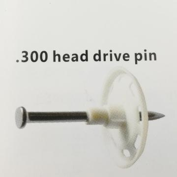 .300 Head Drive pins Plastic washer