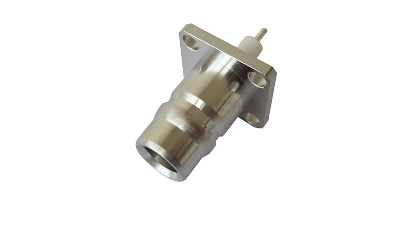 Adapter RF Coaxial Connector F Plug