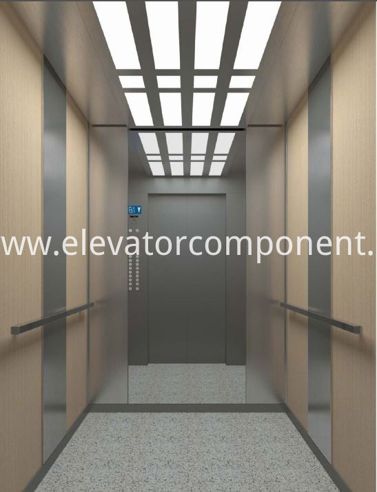 CEP3800 Machine-Room-Less ( MRL) Commercial Elevators