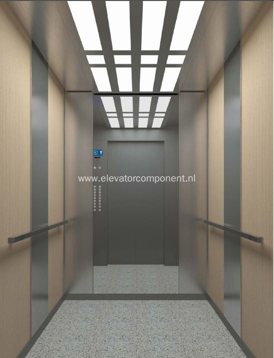 CEP3600 Small Machine Room Commercial Elevators