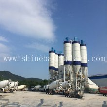 Big Capacity Concrete Batching Plant Process