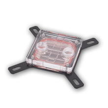 copper  transparent computer system water block