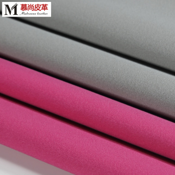 Suede Microfiber Leather for handbags