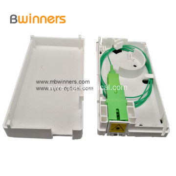 1C Fiber Optical Socket FTTH Distribution Terminal Box