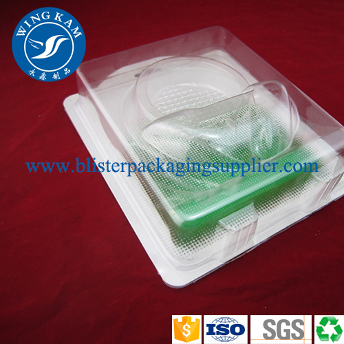 PP/PET/PS/PVC Slide Blister Packaging