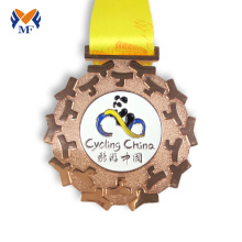 Big discounting for Running Medal,Custom Running Medals,Running Race Medals Manufacturers and Suppliers in China Metal running award sports medals for sale supply to Switzerland Wholesale