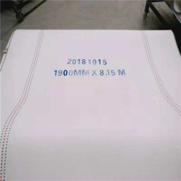 Synthetics Corrugated belt for corrugated board production