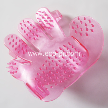 Massage Washing Grooming Cleaning Pet Bathing Gloves
