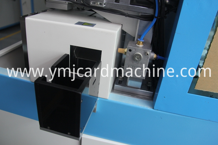Full Auto Punching Machine Detail