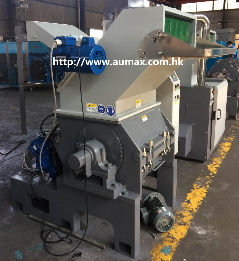 Automatic Feeding Platics Film Crusher