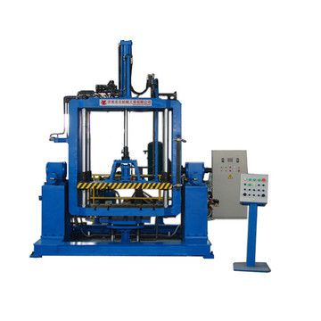 The tilting gravity die casting machine