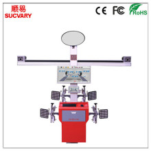 ODM for 3D Wheel Alignment With Tablet,3D Wheel Aligner With Hand-Held Tablet Supplier in China 3D Wheel Aligner with High Stability export to Marshall Islands Factories