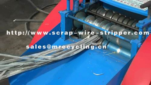 scrap wire stripping tool