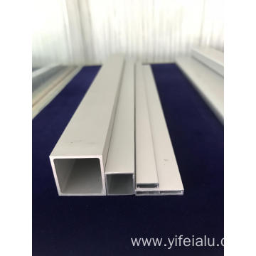 Extrusion Square Tube For  Electronical Parts