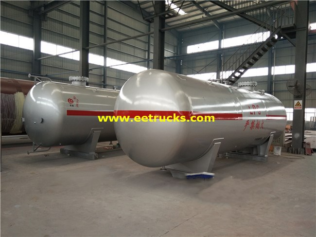 25 CBM LPG Tank Domestic