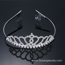 Small Cheap Pageant Tiara And Crown