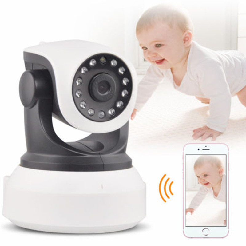Wireless Camera For Home Security