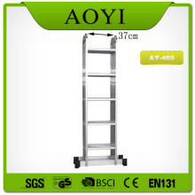 One of Hottest for for Aluminum Multipurpose Ladder Factory direct 20steps multipurpose ladder supply to Bouvet Island Factories