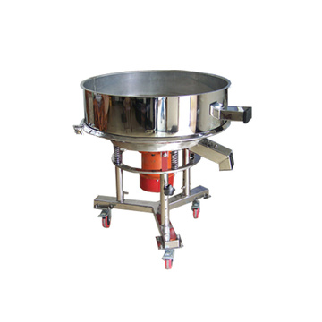 High frequency rotary sifter powder screening machine