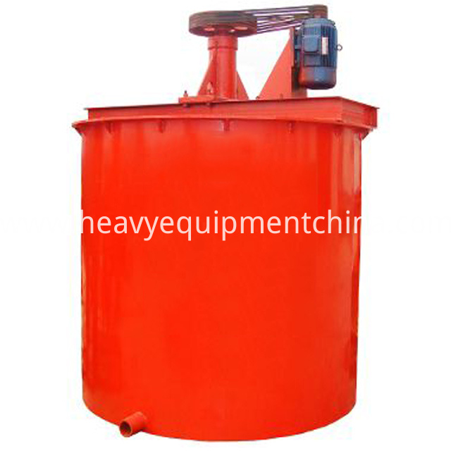 Mineral Mixing Tank