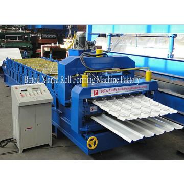 Ibr And Glazed Double Layer Forming Machine