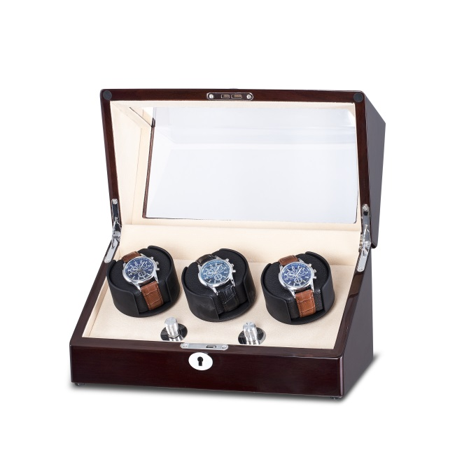Automatic Three Rotors Watch Winder