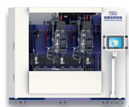 5 Axis Long Filament Broom Machine