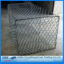 Standard Hexagonal Galvanized Gabion Box