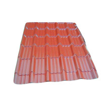 factory directly price color coated bangladesh roof tile