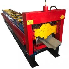 Metal Ridge Cap Roll Forming Machine