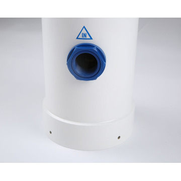 FRP Filter Cartridge Housing 20""