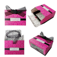 Fashionable Special Design Eyelashes Paper Box