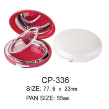 Round Cosmetic Compact CP-336