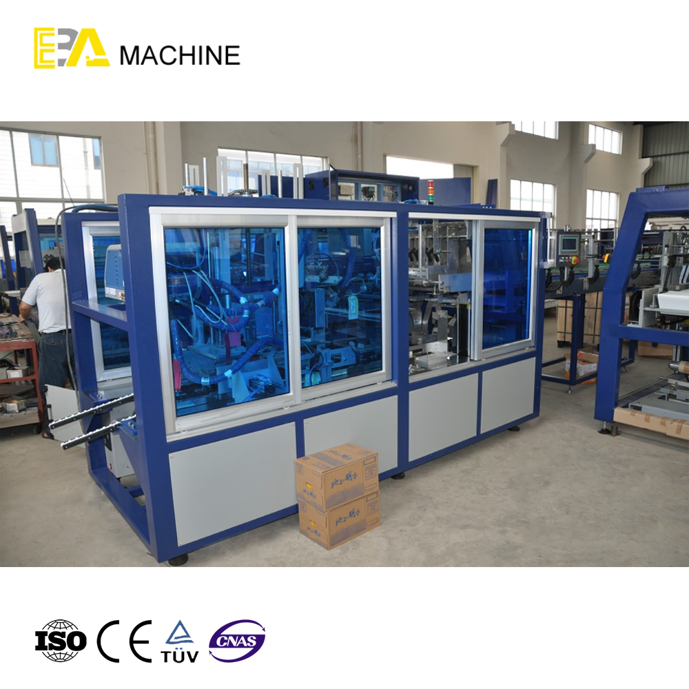 High Speed Carton Box Forming Machine